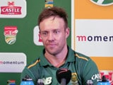Video : AB de Villiers Thanks SA Rugby Team for Perfect Boost Before Decider vs NZ