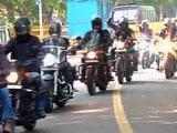 Video : जंतर मंतर पर पूर्व सैनिकों को समर्थन देने पहुंचे बाइकर्स
