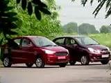 Video: Honda Amaze vs Ford Figo Aspire