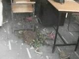 Video : इंदौर में 100 फौजियों ने की थाने में तोड़फोड़, पांच पुलिसवाले घायल