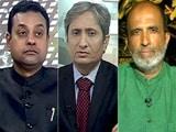 Video : प्राइम टाइम : मुंबई में लगा मीट बैन कितना जायज?