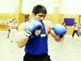 Training With the Pros: Vijender Singh