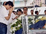 Jagmohan Dalmiya Undertakes his Final Journey as Cricket's Who-Who Pay Last Respects
