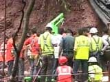 Video : Rescued After Over 200 Hours in Tunnel