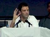 Video: इंडिया 7 बजे : मथुरा में कांग्रेस के चिंतन शिविर में राहुल बोले- 'हम विचारधारा में नंबर वन'