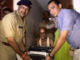 Video : बुजुर्ग को मिला इंसाफ और पुलिसवाले को मिली सजा, देखें वीडियो