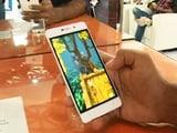 Video: सेल गुरु : IGE 2015 में  स्मार्टफोन पोर्टफोलियो
