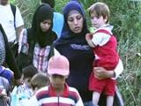Video : संकट में शरणार्थी : यूरोप में घुसने की कर रहे हैं कोशिश