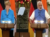 Video : 'German Strengths and India's Priorities Aligned,' Says PM Modi