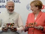 Video : PM's 'Make in India' Pitch as Angela Merkel Visits Bengaluru