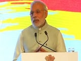 Video : 'India a Bright Spot at a Time of Global Slowdown,' Says PM Modi