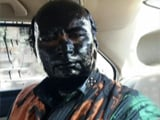 Video : Shiv Sena members threw black ink at me: Sudheendra Kulkarni