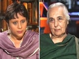 Video : Violent Fringe Groups Are Terrorists, Call Them That: Romila Thapar to NDTV