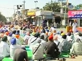 Video : Punjab Protesters Against Desecration Unmoved By 'Foreign Hand' Claim