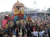 Videos : शाही अंदाज में मैसूर का शाही दशहरा