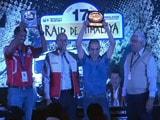 Video: दुनिया की सबसे ऊंची कार रैली मारुति रेड डी हिमालय में इन्होंने मारी बाजी