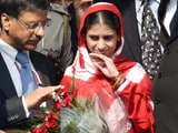 Video : Geeta, Stuck in Pakistan For Over 10 Years, Arrives in Delhi