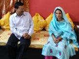 Video : Geeta Meets Delhi Chief Minister Arvind Kejriwal