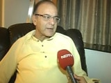 Video: Bihar Election About Chemistry, Not Arithmetic: Arun Jaitley