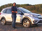 Video: First Look: Honda BR-V Compact SUV