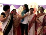Video: Celebrating Durga Puja and Dussehra in the UK