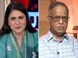 Video : 'Considerable Fear Among Minorities in India': Narayanamurthy
