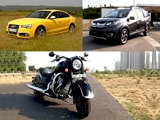 Video: Honda BR-V Review, Powerful Audi S5 & Mighty Indian Dark Horse