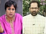 Video : Bihar Election Not A Referendum On Modi: Mukhtar Abbas Naqvi