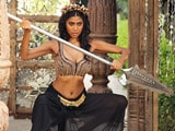 Video: Kingfisher Supermodels Get Judged on Being Warrior Princesses