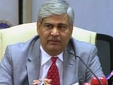 Video : BCCI is Unanimous That it Should be Clean: Shashank Manohar
