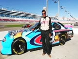 Video: NASCAR Experience on Las Vegas Speedway