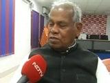Video : बीफ का मुद्दा उठाने की क्या जरूरत थी : जीतन राम मांझी