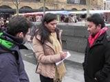 Video : Indians in UK Hope PM Narendra Modi Will get Visa Fees Reduced