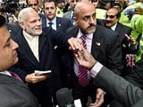 Video: PM Modi Lands in UK: Curry Crisis and Yoga Diplomacy