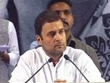Video: खबरों की खबर : राहुल ने सिमी से की आरएसएस की तुलना