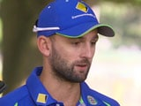 Video : Aussie Spinner Nathan Lyon Faces the Pink Ball Test
