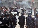 Video : Fresh Violence on Indo-Nepal Border as Madhesis Continue Blockade