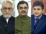 Video: न्यूज प्वाइंट : नेताओं की ऐसी ज़ुबान क्यों?