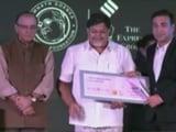 Video : एनडीटीवी के सात पत्रकारों को 'रामनाथ गोयनका सम्मान'