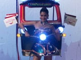 Video: The Tuk Tuk Dress, From Thailand's Streets to Miss Universe