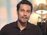 Video : Randeep Hooda: Faith in Celebrity Endorsers is Waning Gradually