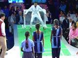 Video : Ranveer Singh, Sourav Ganguly vs Schoolgirls from Ranchi
