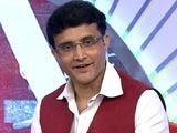 Video : I Was Lucky to Lead a Bunch of Talented Players: Sourav Ganguly