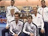 Video : Andy Murray Reflects on Davis Cup Win for Britain