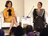 Video: 'Obedient' Kangana, 'Bratty' Kareena on Family Pressure, Living the Dream
