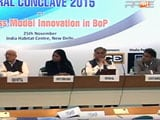 Video: Rural Conclave 2015: Innovation in Rural India