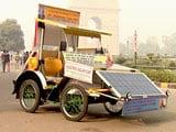 Video : सोलर पावर कार से 3,000 किमी का सफर