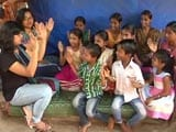 Video : In Old Newspapers, an Idea to Get Mumbai's Slum Children Back to School