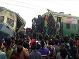 Video : हरियाणा के पलवल में दो ट्रेनों की टक्कर, ईएमयू के ड्राइवर की मौत