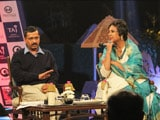 Video : Kejriwal Takes On Pollution Fault Lines At Barkha Dutt's Book Launch